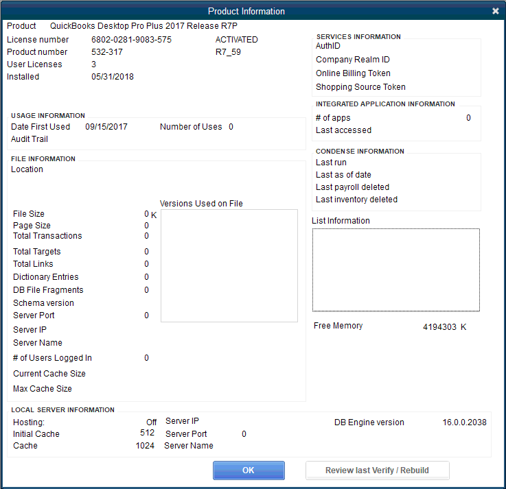 what is the latest quickbooks release