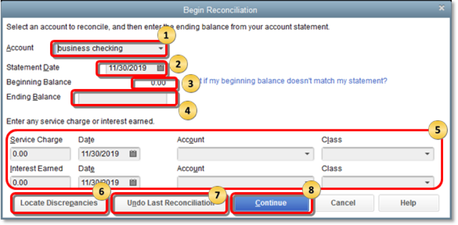 How to Reconcile in QuickBooks Desktop? - QASolved