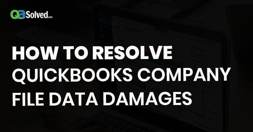 Quickbooks Company file