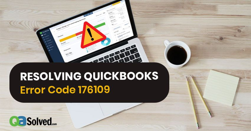 Quickbooks Error Code 176109